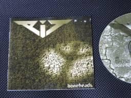 Pit - Boneheads cd Grave Digger