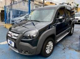 Fiat Doblo 1.8 Adventure Flex 2014 - 6 Lugares