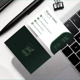 Cartões de visita - Frete grátis para todo RS