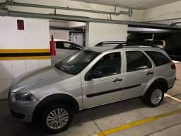 Fiat Palio Weekend 1.6 2012 Flex / GNV Completa