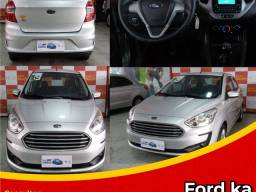 Título do anúncio: Ford Ka 2019 1.5 ti-vct flex se sedan manual