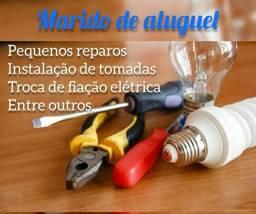 Trabalho com Elétrica, Mecânica de Maquinas, Serralheria, Caldeireiro.