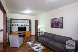 Apartamento à venda com 4 dormitórios em Lourdes, Belo horizonte cod:278260
