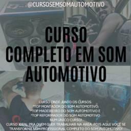 SOM DE CARRO ,CURSO PROFISSIONALIZANTE DE SOM AUTOMOTIVO!!