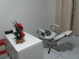 Cadeira de Maquiador Reclinável