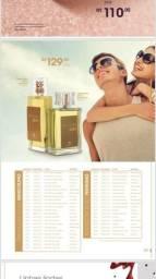 Qualquer perfume hinode promoção essa semana