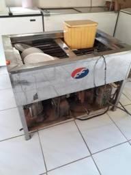 Maquina produtora de picoles