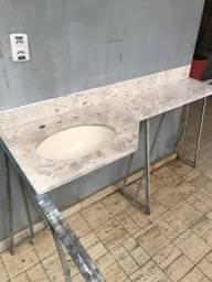 Lavatório Granito Bege Bahia R$170,00