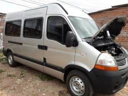 Van Renault Master 2.5 16 passageiros2011 - 2011