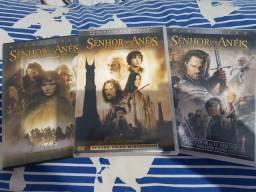 DVDs O Senhor dos anéis