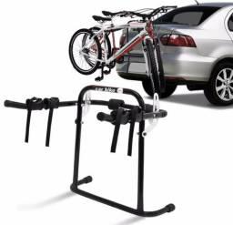 Transbike Plus Suporte P/ Transportar 2 Bicicletas No Carro