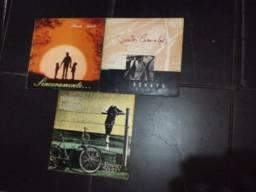 3 discos vinil Lps-Renato Suhett-Gospel