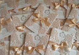 Convites para casamento e outras ocasiões