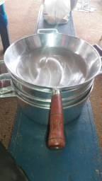 Frigideira de Alumínio batido