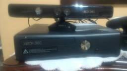 Xbox 360 com kinect!!