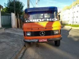 Caminhão guincho 708 ano 88 - 1988