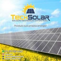 Energia Solar - Adquira já!