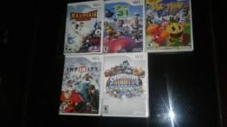 Jogos de Nitendo Wii originais