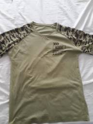 Camisa Top style exército