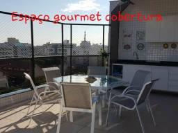 Cobertura dúplex com vista mar e 4 quartos no Braga