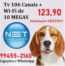 Banda Larga WiFi | Tv HD _99455-2160