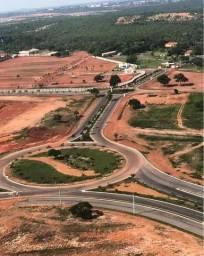 Terrenos parcelados com infraestrutura completa