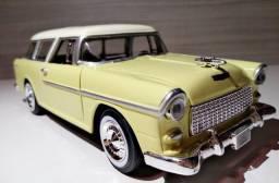 Miniatura Chevrolet Bel Air Nomad 1955