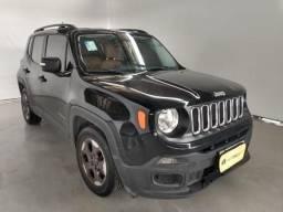 Jeep renegade 1.8 16v flex sport 4p automático - 2017