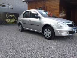 Renault Logan *Bônus de 2,000.00 para pagamento á vista - 2012
