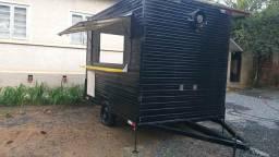 Vende-se (trailer) carrinho para lanche