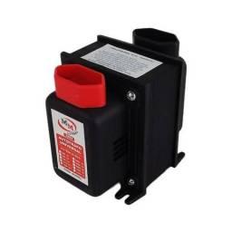 Auto Transformador 1010VA Bivolt Suporta até 700 watts - MM Eletrônica