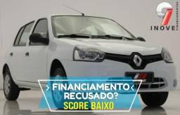 Clio Score baixo Pequena Entrada - 2014
