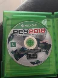 Vendo esse PES 2018 Xbox One