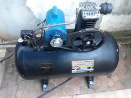 Compressor Schulz 15 pés 180 litros