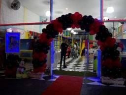 Vendo Buffet Infantil - Zona Leste
