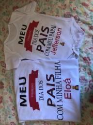 Camisetas Dias dos pais
