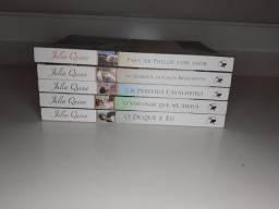 Série de livros os bridgertons- Julia Quinn