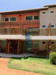 EXCELENTE OPORTUNIDADE!! Lindo Village com apartamento de 114 m² com mezanino, 4/4 sendo t