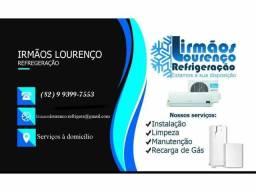 Consertos de geladeira freezer Bebedouro e ar-condicionado