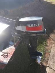 Motor poupa popa 15 Hp Yamaha