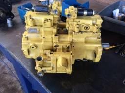 Bomba hidraulica K7V63DTP Case CX130 New Holland E135 CX160