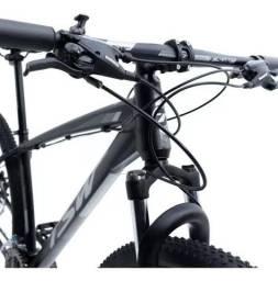Bicicleta USADA 29 Alum. 19 24v Hunch Preto - Tsw<br><br>