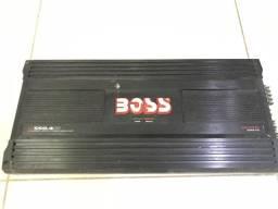 Módulo Amplificador Boss 3000 W - Ler Descrição
