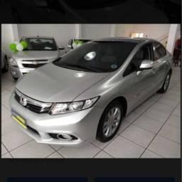 Honda Civic Lxr 2.0 Flexone 16v - 2014