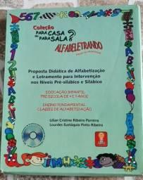 Livro Pré-escola e Alfabetização Alfabeletrando