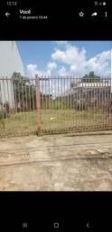 Terreno top com casa simples