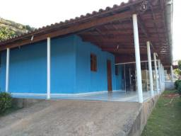 Chácara com casa de excelente padrão, Vista para a Pedra Azul