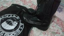 Coturno Vilela boots e shoes