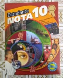 Livro Estudante Nota 10