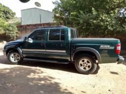 Vende-se caminhonete S10 - 2002
